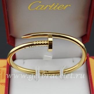 Copy Cartier Juste Un Clou Bracelet Yellow Gold B6037815