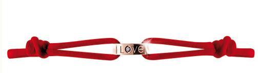 Endless love --LOVE new charity bracelet