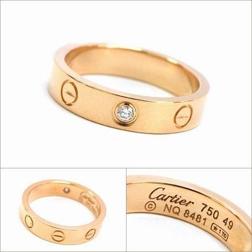 Cartier Love Ring Diamond