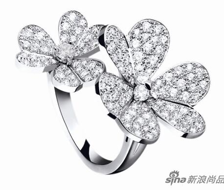 Van-Cleef-Arpels-Frivole-Pave-Diamond-Rings