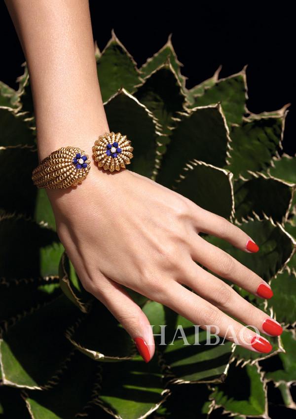 Cactus-de-Cartier-Bracelet