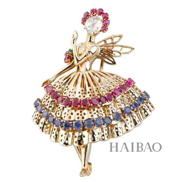 Van-Cleef-Arpels-Ballerina-yellow-gold