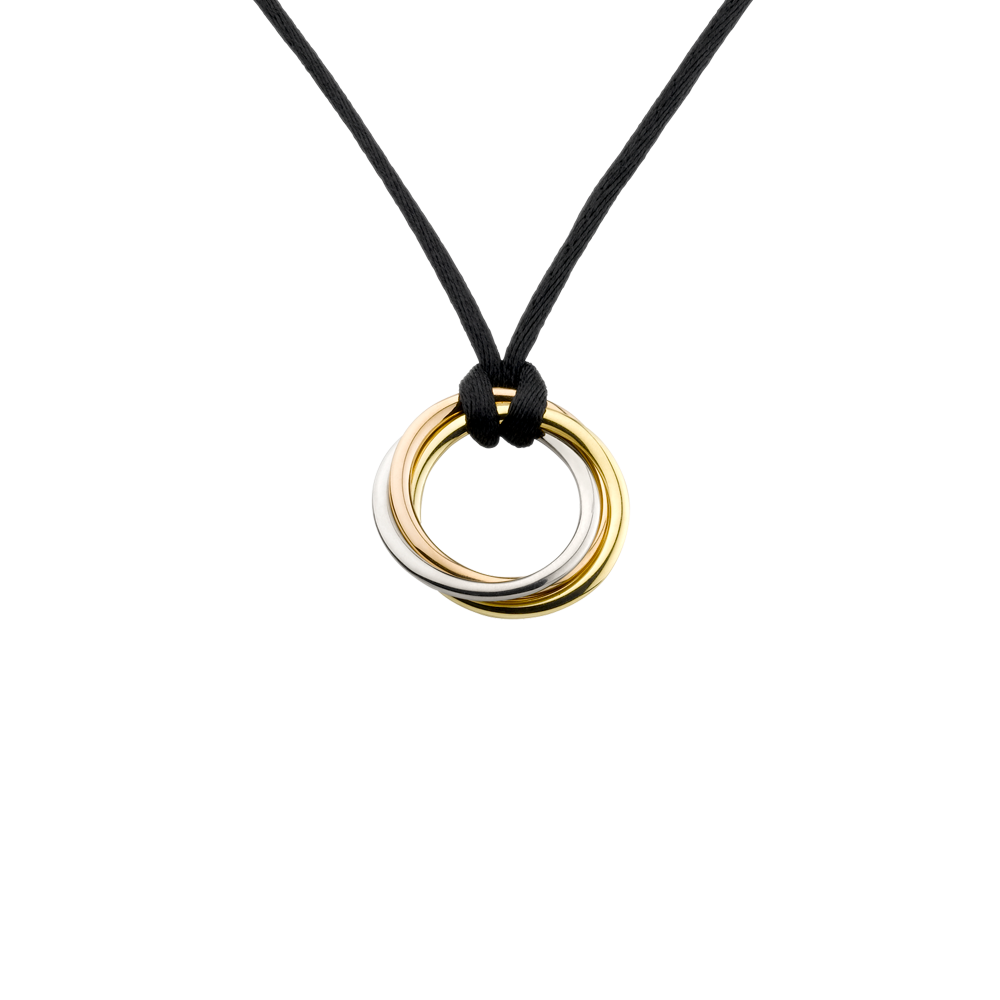 Trinity Pendant, Medium Model 3-Gold B3041200
