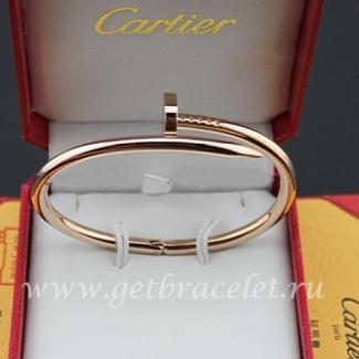 Fake Cartier Juste Un Clou Bracelet Pink Gold B6037715