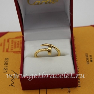 Imitation Cartier Juste Un Clou Ring Yellow Gold B4092600