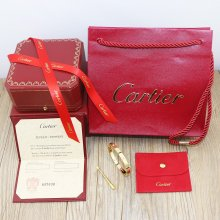 Original Cartier Love Bracelet Packaging Set
