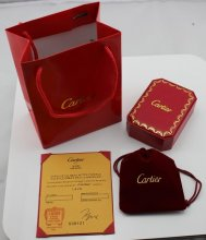 Cartier Necklace Box (Complete set of price)