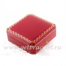 Original Cartier Necklaces Red Box