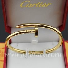 Copy Cartier Juste Un Clou Bracelet Yellow Gold B6037815