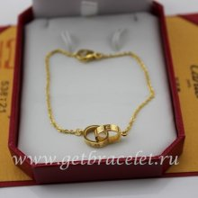 Replica Cartier Love Necklace Yellow Gold B6027100