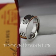 Replica Cartier Love Ring White Gold B4084700