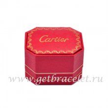 Cartier Rings Red Box