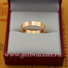 Fake Cartier Love Wedding Band Pink Gold B4085200