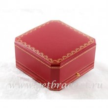 Original Cartier Love Bracelets Red Box