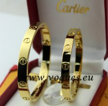 Cartier Couple Bracelet Yellow Gold B6041001 (New Version - Prevent Screws Fall Out)